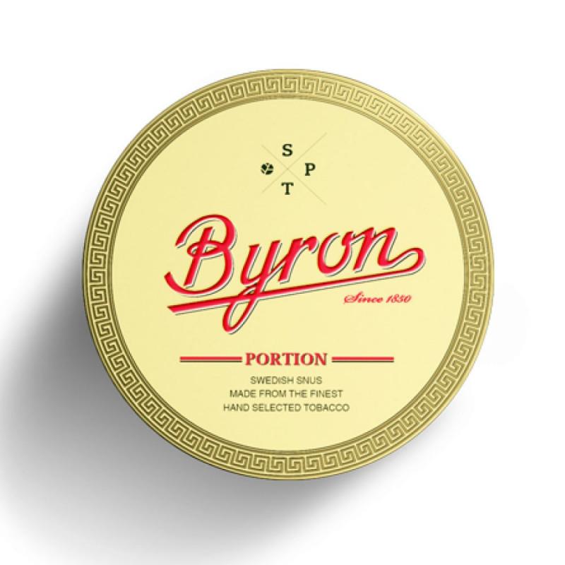 BYRON PORTION