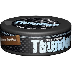 THUNDER FROSTED LONGER PORTION