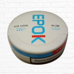 EPOK ICE COOL MINT SLIM STRONG