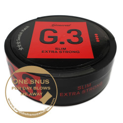 G.3 EXTRA STRONG SLIM PORTION