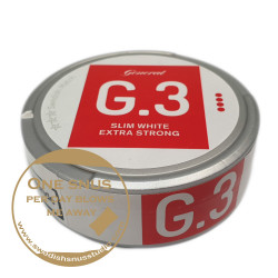 G.3 EXTRA STRONG SLIM WHITE...